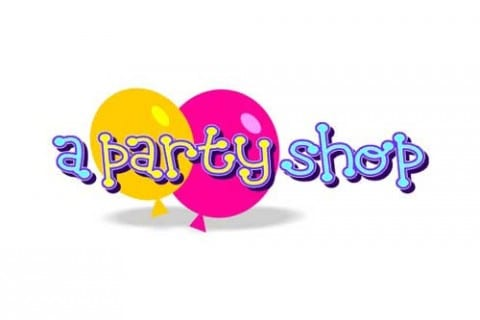 Party shop logo