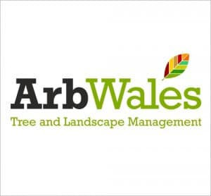 Full stationery set for<br>tree services in Wales