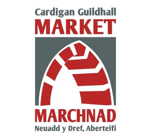 Local town market logo design