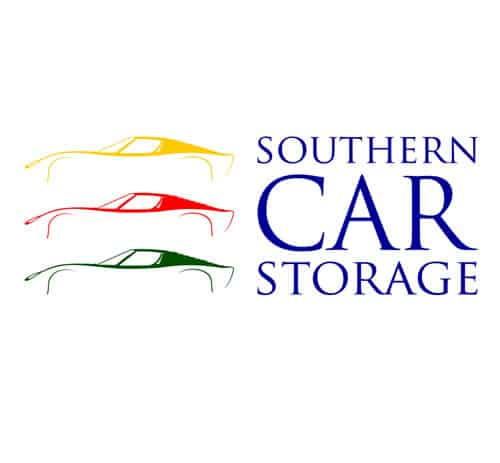 Car logo design for upmarket vehicle storage company