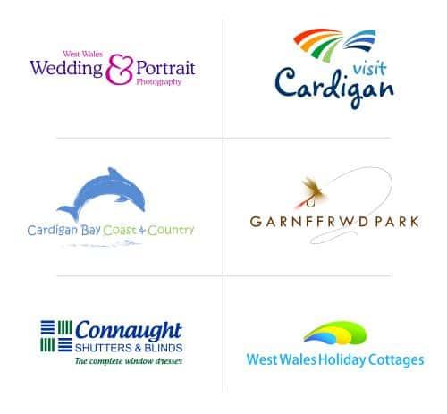 Logo design Wales