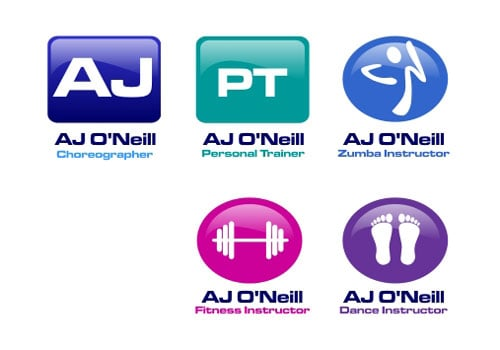 example of elite logo designs for personal trainers