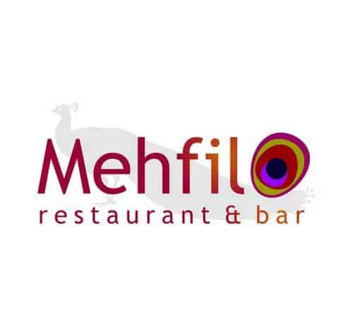 London restaurant logo