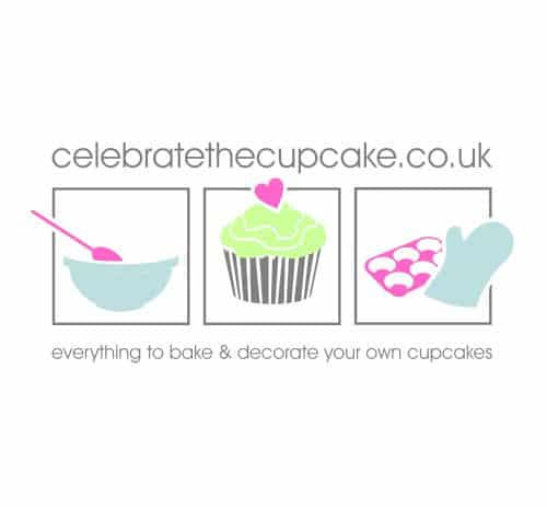 Celebrate The Cupcake Logo