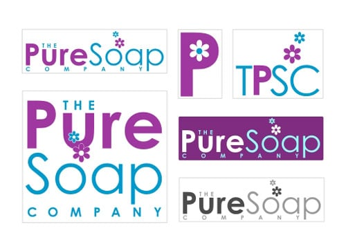 example of elite logo designs for bath products