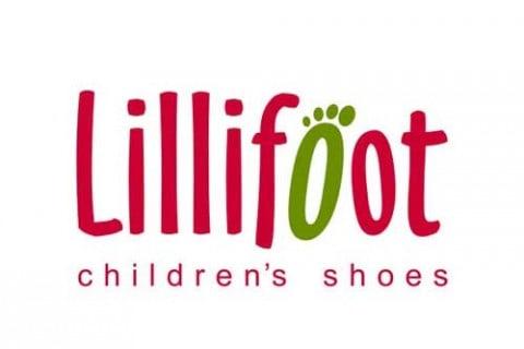 Children's shoe logo