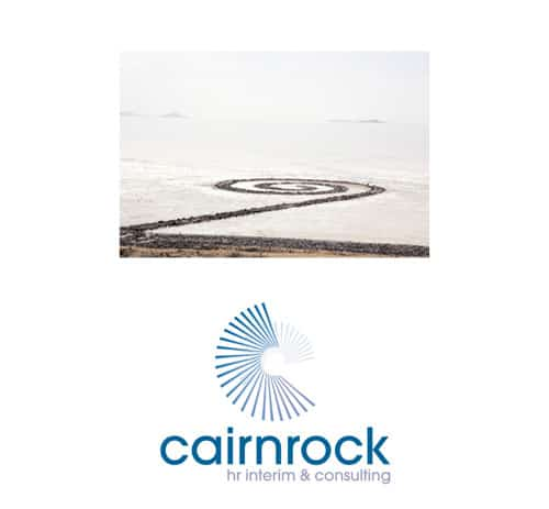 Land Art and Logo Design